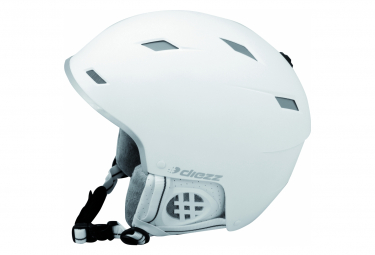 Casque De Ski Diezz Jozz White Silver