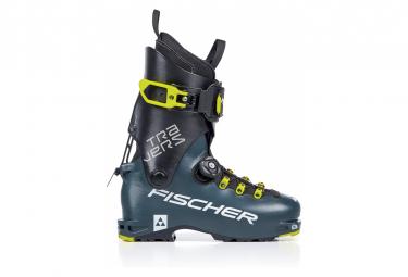 Chaussures Ski De Rando Fischer Travers Petrol/black