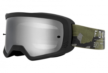 Fox Goggle Camo / Khaki Mask Fox Main II Goggle