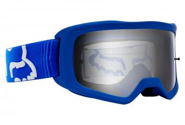Fox Main II Race Goggle Blue Mask