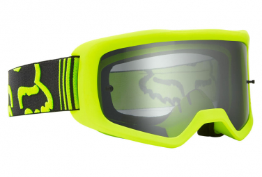 Fox Main II Race Goggle Neon Yellow Mask