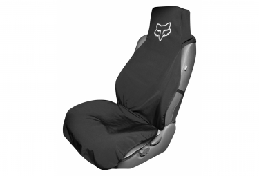 FOX SEAT COVER BLK OS