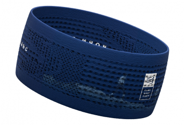 Compressport HeadBand On/Off Bleu Mont Blanc 2019 Unisex