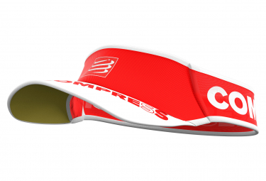 Compressport Ultralight Visor V2 Rouge Unisex