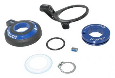 ROCK SHOX Molette bloc remote /non remote+Arret de gaine Judy J3/J4