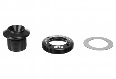 Tornillo de pedal autoextraíble SRAM DUB Negro Negro M18 / M30