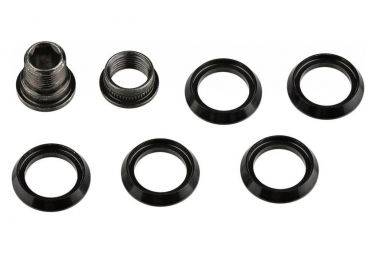 SRAM Spacers and Hidden Screw for CX1 Tray (Qty 5)