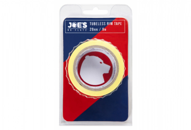 Image of Fond de jante no flats joe s tubeless 9m x 29mm