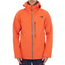 Veste de ski freeride The North Face M Fuse Brigandine 3 Jacket
