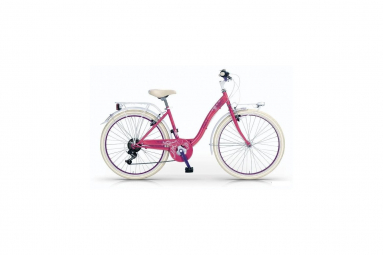 Vélo fille FLEUR 26 pouces