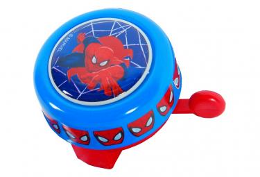 Sonnette metal ronde Spiderman, velo enfant new