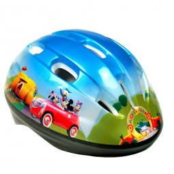 Image of Casque velo disney mickey enfant