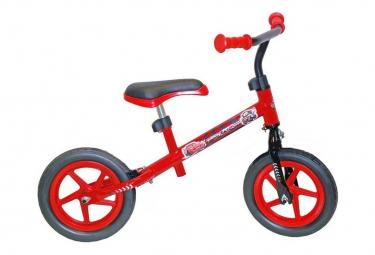 Draisienne disney Cars 10 pouces vélo sans pédale