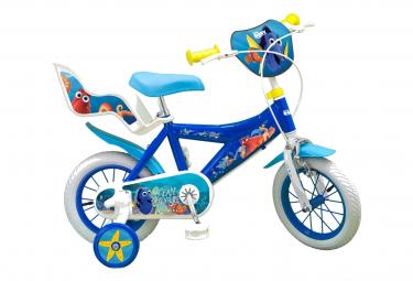 Vélo enfant 12 pouces Le monde de Dory Licence Officielle Disney Némo
