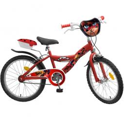 Vélo Lady Bug Licence officielle enfant Ladybug 20 pouces