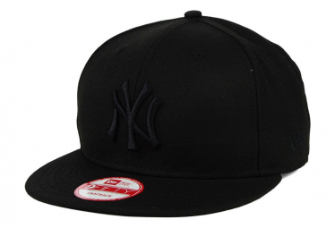 Image of Casquette new era mlb 9fifty new york yankees blk unique