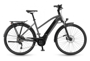 Winora Sinus i9 Womens E-Bike  Gris / Noir