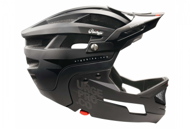 Urge MTB Helmet Gringo de la Sierra Black