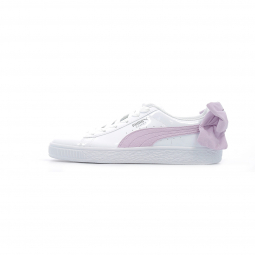 Image of Baskets basses puma basket bow suede 36