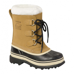 Image of Boots sorel youth caribou 34