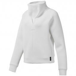 Sweatshirt à col roulé femme Reebok Training Supply