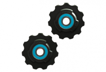 Pair of Rollers of D taunting Tacx C ramique with Teflon Sram 10v