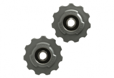 Pair of Pebbles D tailless Tacx Stainless Steel Sram 11 Teeth