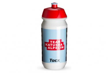 Tacx Shiva 500mL Pro Team Katusha-Alpecin Tote / White / Red