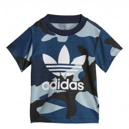 T-shirt baby adidas Camouflage
