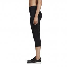 Legging femme 3/4 adidas Design 2 Move Colorblock