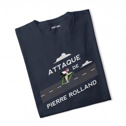 T-shirt Attaque de Pierre Rolland