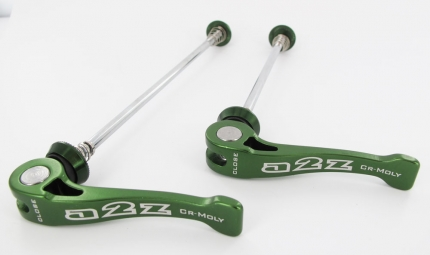 A2Z Quick Clamps axis cromo Green