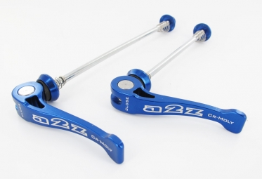 A2Z quick releases axis cromo Blue