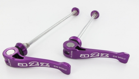 A2Z Quick Clamps axis cromo Violet