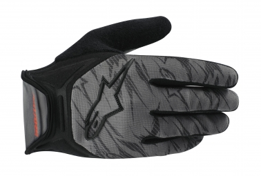 ALPINESTARS Gants AERO Cool Gray Red Taille M