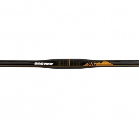 Answer Cintre PROTAPER XC Straight 660 Flat/Plat Carbon