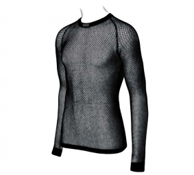 BRYNJE Maillot Manches Longues THERMO Noir