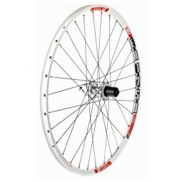 DT SWISS EX1750 2013 White Rear Wheel Drive 6TR 26'' 9mm