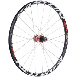 2011 EASTON EA 90 XC Rear Wheel Drive 6TR Black 26'' 9mm Red Hub