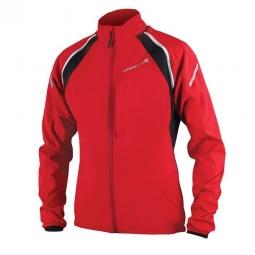 endura veste convert softshell rouge m