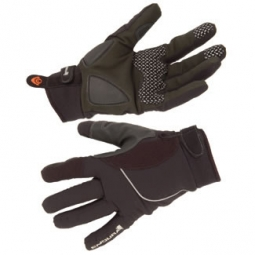 endura paire de gants strike waterproof noir l