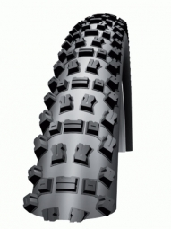 SCHWALBE Pneu FAT ALBERT Avant 26x2.40´´ Evolution SnakeSkin TrailStar Tubeless Noir