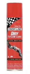 Finish line lubrifiant sec au teflon spray 240 ml
