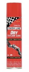 FINISH LINE Lubrifiant sec au Teflon spray 240 ml