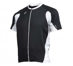 FOX PROMO 2011 Maillot Manches Courtes AIRCOOL RACE Noir Taille XL