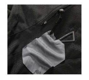 FOX 2011 Short DEMO Noir/Gris Taille 36