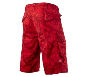 FOX 2011 Short SERGEANT Rouge Taille 34