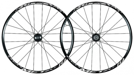 2011 Fulcrum Red Metal 10 Wheelset Records 6TR 26'' 9mm Clearance