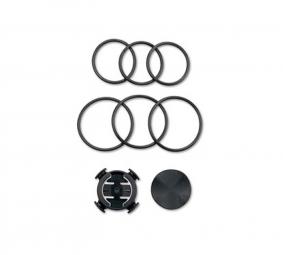 Garmin Kit de 2 Supports Vélo pour EDGE 200, 500, 510, 800 et 810 avec élastiques
