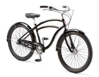 united cruiser velo the george 3i glossy black